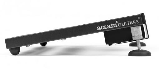 power supply holder pedalboard