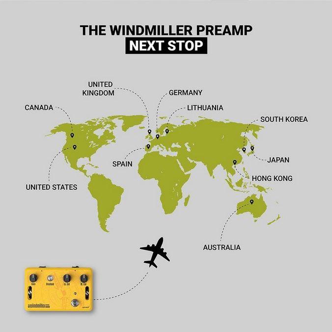 Kickstarter aclam windmiller