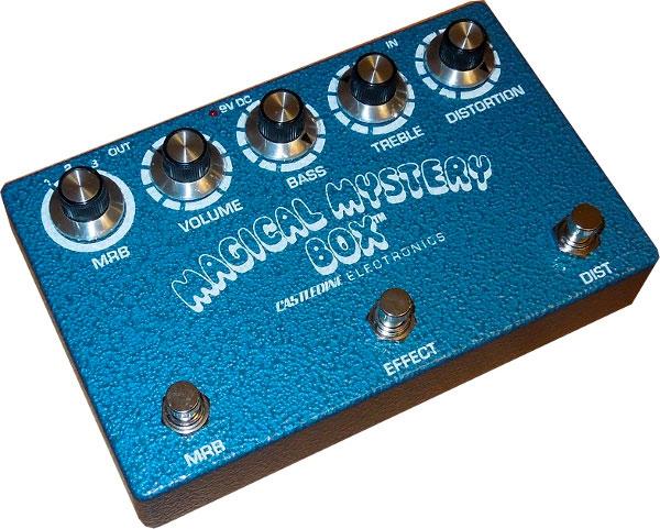 Magical Mystery Box by Castledine Electronics