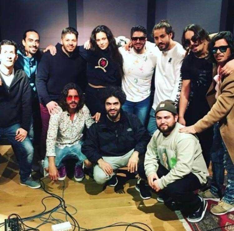 Rosalia-recording-studio-barcelona