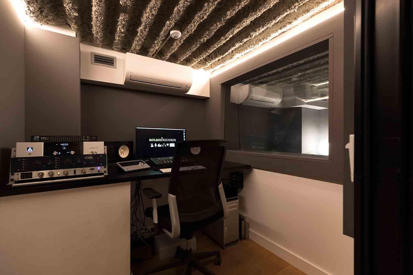 Edit-room-aclam-records-studio