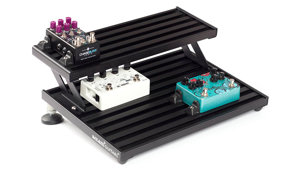 two tier pedalboard level two aclam