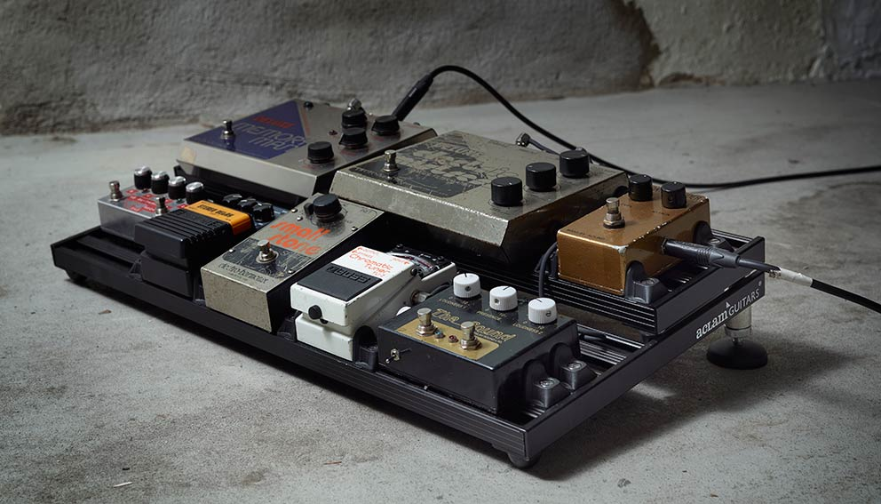 upper aclam pedalboard tier