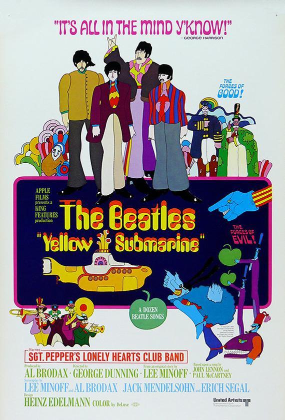 best-music-movies-yellow-submarine
